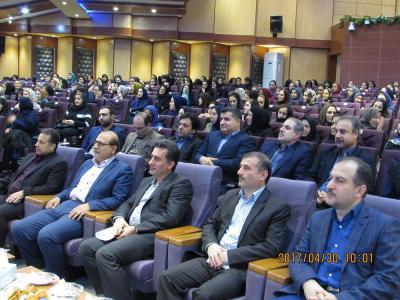برگزاری همایش با عنوان کمپین آگاه سازی ژنتیک در شهرستان رشت